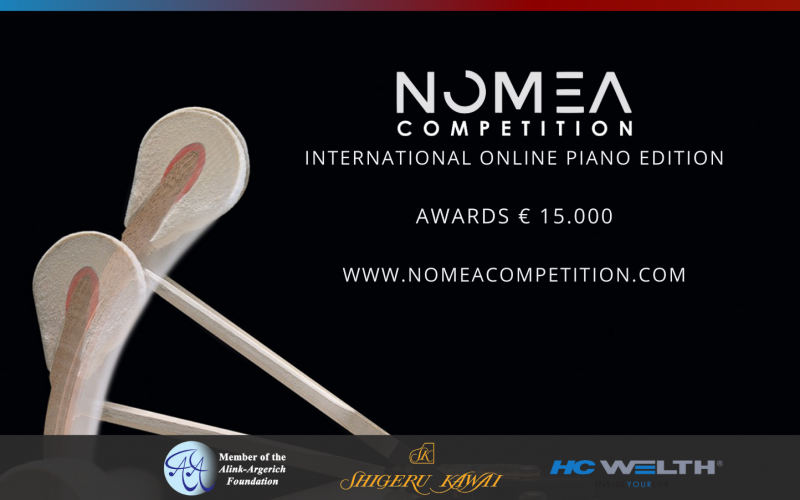 Nomea Competition - International Online Piano Competition