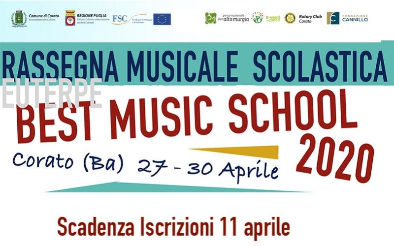 Euterpe Best Music School 2020