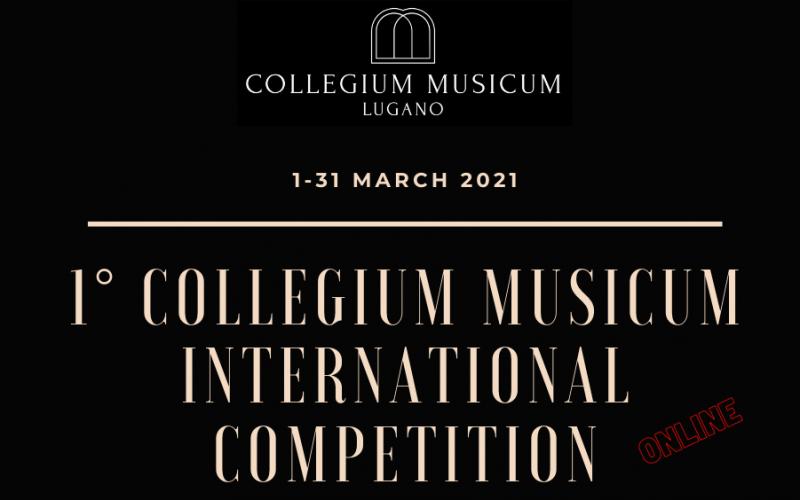Collegium Musicum International Competition