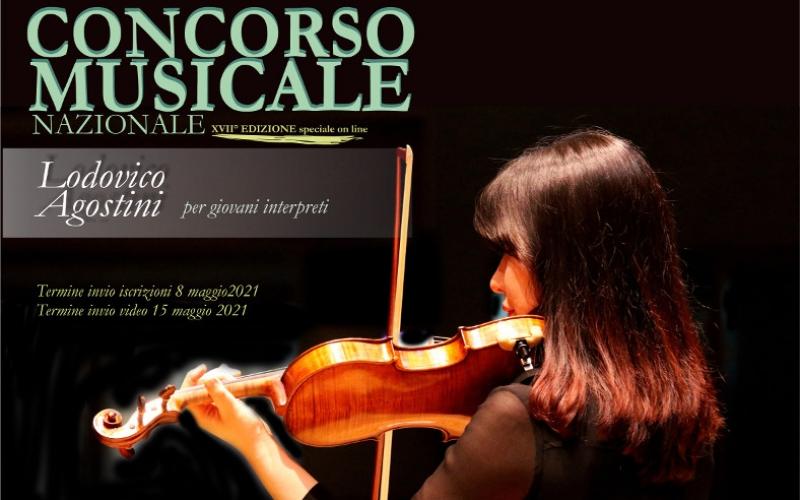 XVII Concorso Musicale Nazionale 'Lodovico Agostini' per giovani interpreti