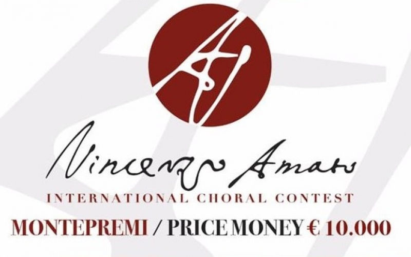 III Edizione del VINCENZO AMATO - III Concorso per Cori e III di Composizione Corale - III Festival Corale - X Rassegna Mariana