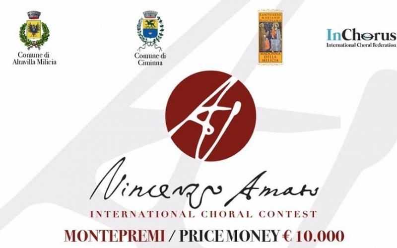 VINCENZO AMATO International Choral Contest