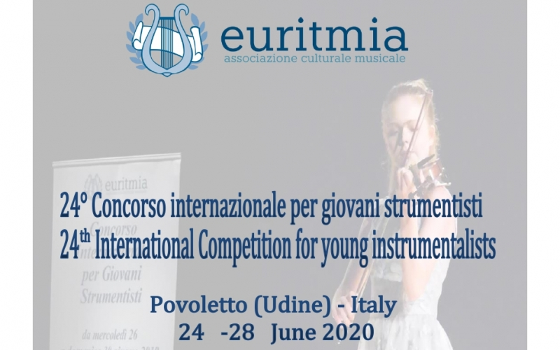 24° Concorso Internazionale per Giovani Strumentisti