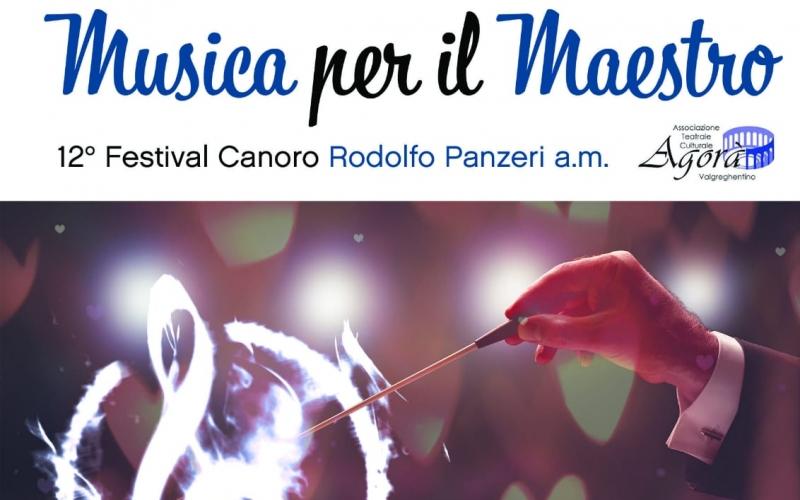Festival Musica per il Maestro - Rodolfo Panzeri a.m.