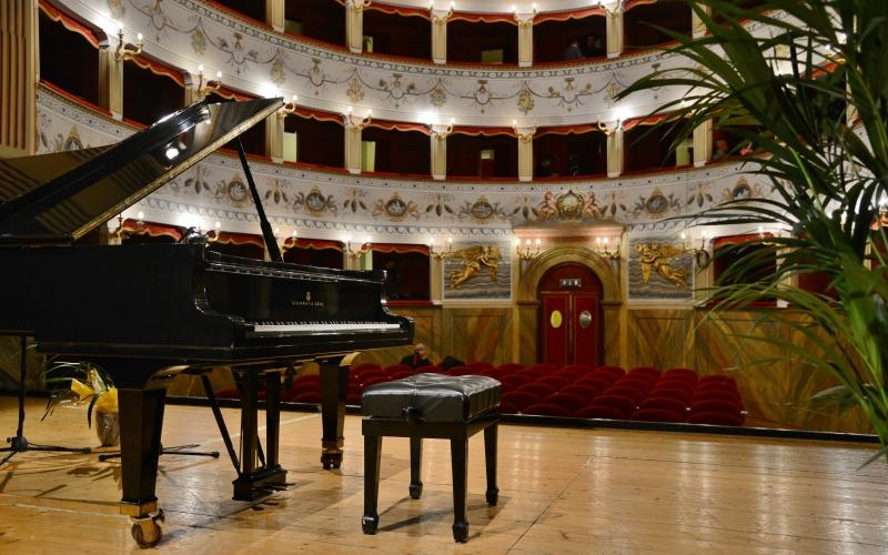 XV CONCORSO PIANISTICO INTERNAZIONALE