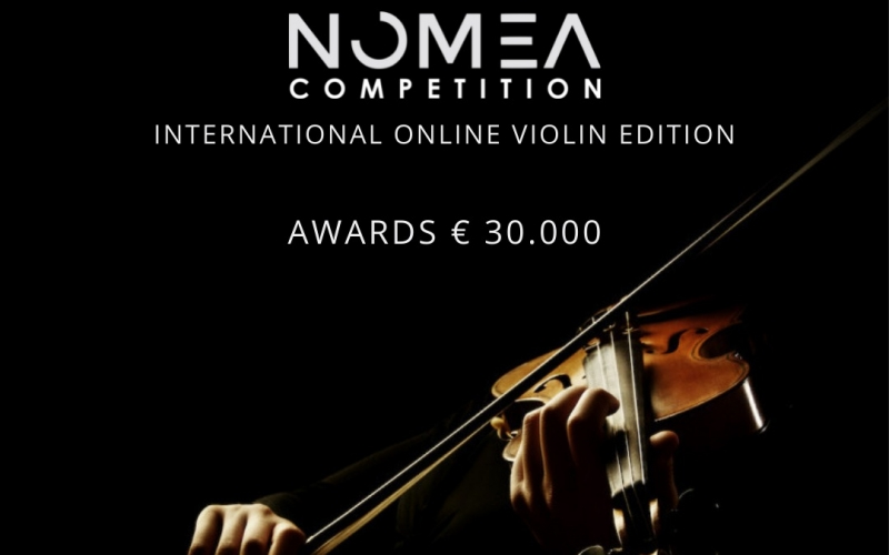 Nomea Competition - International Online Violin Competition