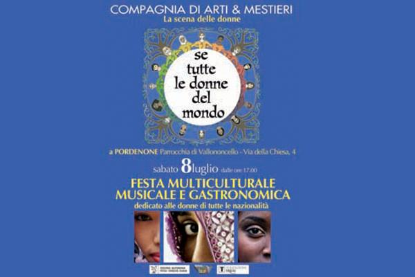 Festa Multiculturale Musicale e Gastronomica