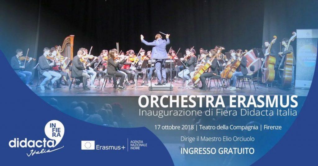 L'Orchestra Erasmus inaugura la Fiera