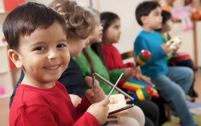 Tutto sui corsi per introdurre i più piccini, di età compresa tra i 4 e i 6 anni, alla