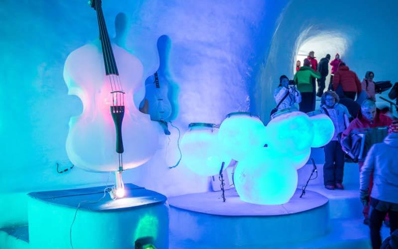 Teatro di neve e strumenti di ghiaccio: la programmazione completa da gennaio a marzo 2020 è da brividi