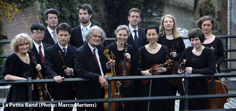 Prosegue il progetto di salvataggio dell'orchestra di strumenti d'epoca La Petite Band con la traduzione in più lingue del volume che Sigiswald Kuijken ha dedicato al compositore di Eisenach