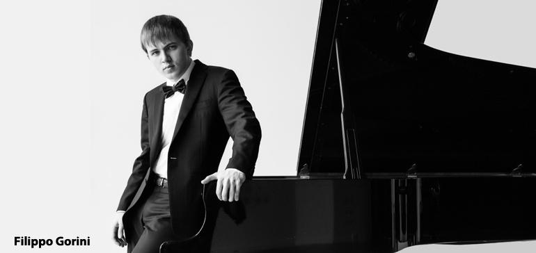 """Allievo del Conservatorio """"G. Donizetti"""" di Bergamo, il giovane pianista si è imposto all'International Telekom Beethoven Competition Bonn e inaugurerà l'Anno Accademio del Conservatorio il 16 gennaio 2016"""