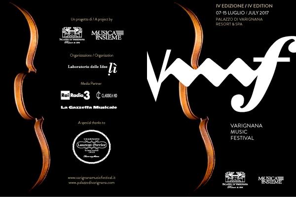 Si terrà dal 7 al 15 luglio 2017 la quarta edizione del Varignana Music Festival, la prima rassegna estiva della scena bolognese interamente dedicata alla musica classica, nell'incantevole scenario di Palazzo di Varignana Resort & SPA.