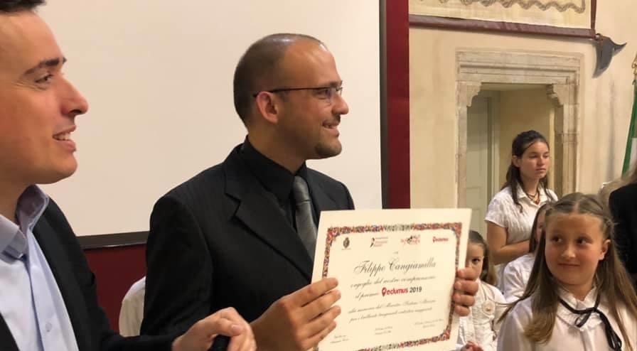 Il 2 Giugno la Premiazione a Palazzo Caetani, Fondi (LT)